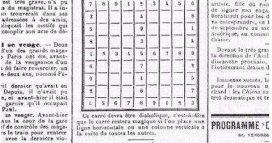 The history of Sudoku